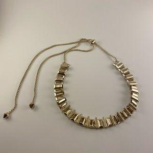 Kendra Scott Harper Adjustable Slider Necklace